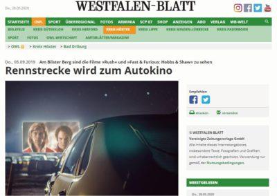 Bilster Berg – Westfallen Blatt
