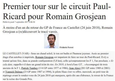 Grand Prix de France – L'Equipe
