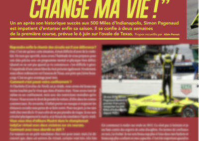 Simon Pagenaud – L'Auto-Journal